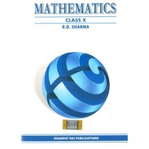 Mathematics For Class 10 by R.D. Sharma
