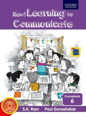 Oxford New Learning To Communicate Coursebook Class 6