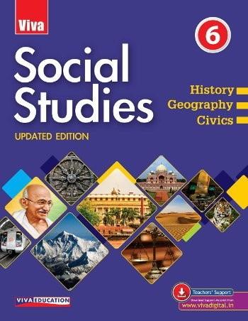 Viva Social Studies For Class 6