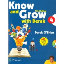 Pearson Know and Grow With Derek 4 Third Edition