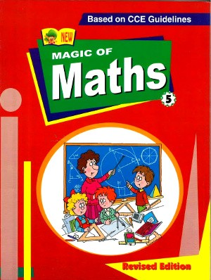 Magic Of Maths For Class 5