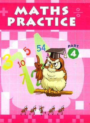 Radison Maths Practice Class 4