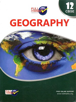 Full Marks Geography (English) for Class 12