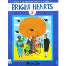 Bharati Bhawan Bright Hearts Value Education and Life Skills For Class 8