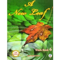 Sapphire A New Leaf English Workbook Class 6