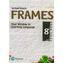 Pearson ActiveTeach Frames Skill Book Class 8