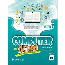 Pearson Computer in Action Class 3 Book