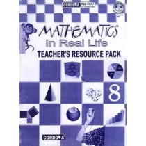 Cordova Mathematics in Real Life Solution book for Class 8