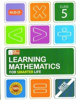 MTG Learning Mathematics For Smarter Life Class 5