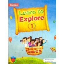 Collins Learn to Explore Environmental Studies Class 1