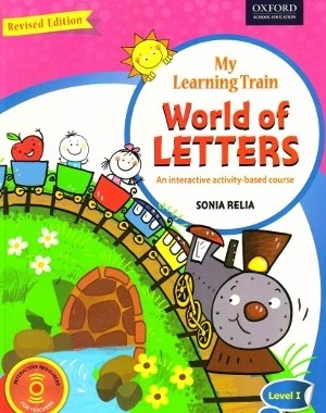 Oxford New My Learning Train World of Letters Level I