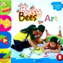 Acevision Busy Bees Art & Craft Book B