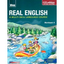 Viva Real English Work book 4 – A multi-skill language course
