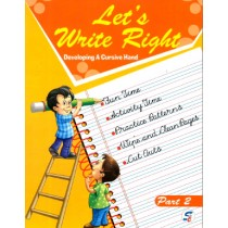 Let's Write Right Part 2 For Class 2