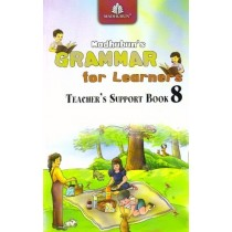 Madhubun Grammar For Learners Solution Book For Class 8
