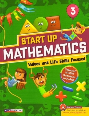 Viva Start Up Mathematics Book 3