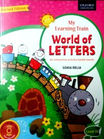 Oxford My Learning Train World of Letters Level II