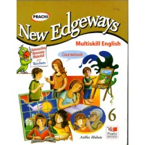 Prachi New Edgeways Multiskill English For Class 6