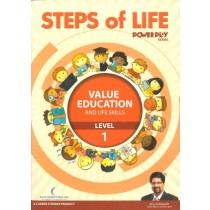 Britannica Steps of Life Value Education And Life Skills Class 1