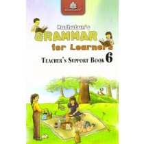Madhubun Grammar For Learners Solution Book For Class 6