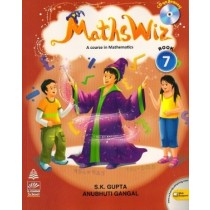 Maths Wiz A Course In Mathematics For Class 7