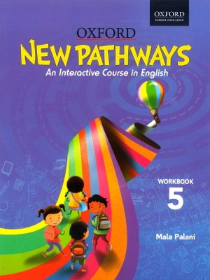 Oxford New Pathways English Work Book For Class 5