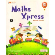 Macmillan Education Maths Xpress Class 4