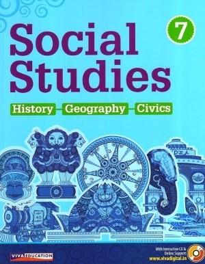 Viva Social Studies For Class 7