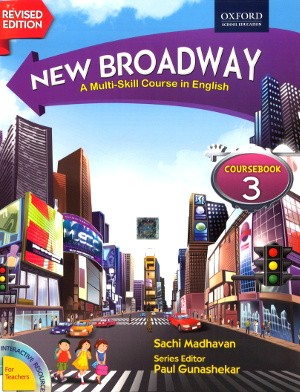 Oxford New Broadway English Coursebook For Class 3