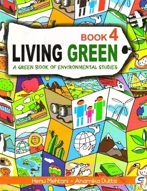 Living Green Environmental Studies Book 4