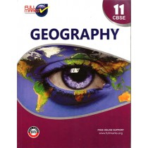 Full Marks Geography (English)  for Class 11