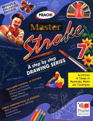 Prachi Master Stroke For Class 7
