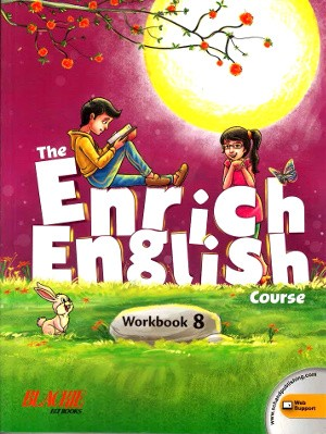 The Enrich English Workbook For Class 8