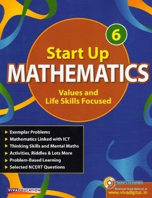 Viva Start Up Mathematics Book 6