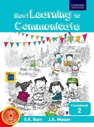 Oxford New Learning To Communicate Coursebook Class 2