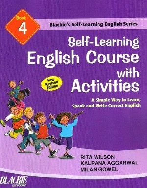 Self Learning English Course With Activities Book 4