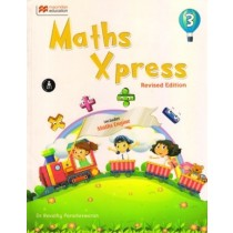 Macmillan Education Maths Xpress Class 3