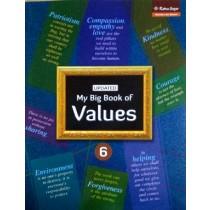 Ratna Sagar My Big Book of Values Class 6