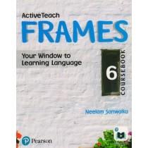 Pearson ActiveTeach Frames Coursebook Class 6