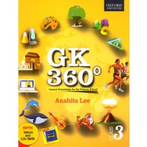 Oxford GK 360 General Knowledge For Class 3