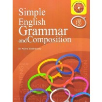 Acevision Simple English Grammar and Composition Class 6