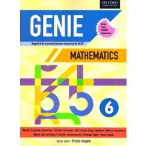Oxford Genie Mathematics Workbook 6