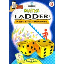 Maths Ladder Practice Book for Mental Maths Class 8