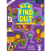 Oxford New Find Out General Knowledge Class 3