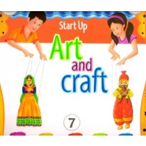 Acevision Start Up Art and Craft Class 7