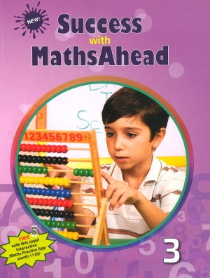 Orient BlackSwan New Success with MathsAhead Class 3