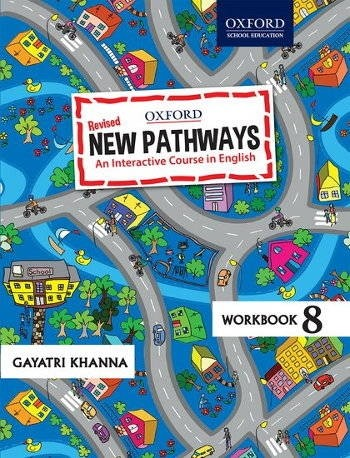 Oxford New Pathways English  For Class 8 (Work Book)