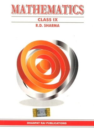Mathematics For Class 9 by R.D. Sharma