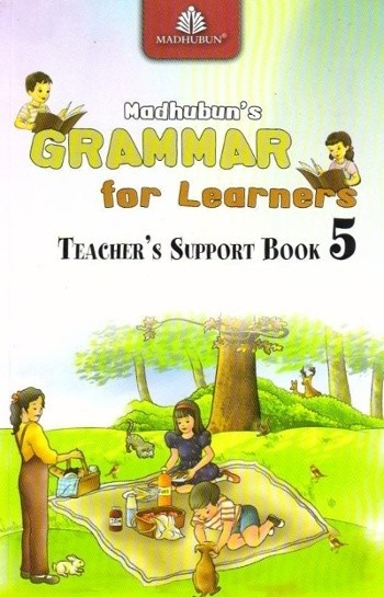 Madhubun Grammar For Learners Solution Book For Class 5