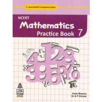 S. Chand NCERT Mathematics Practice Book 7